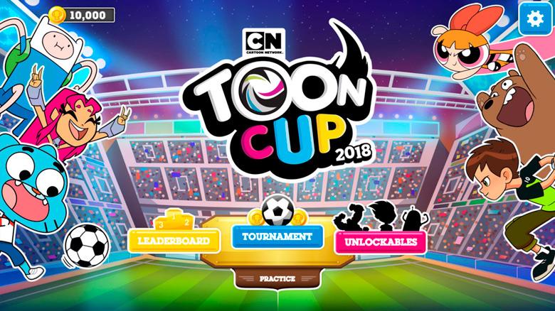 «Toon Cup 2018» – мульты тоже любят играть в футбол