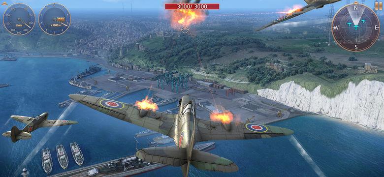 «Sky Gamblers: Storm Riders 2» – новая часть популярной серии авиасимуляторов про Вторую мировую войну