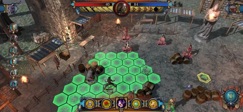 «Shieldwall Chronicles» – новая пошаговая RPG от Wave Light Games появится на iOS в конце января