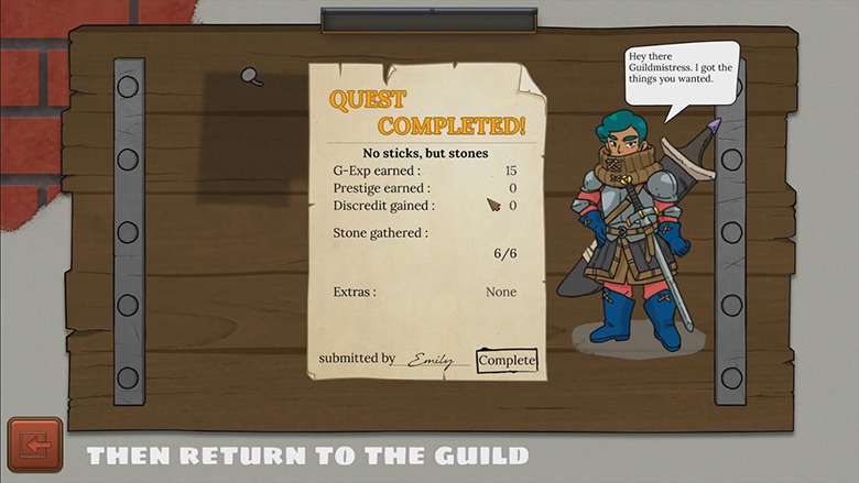 «The Quest Giver»: RPG-мир, где задание выдаёте вы сами