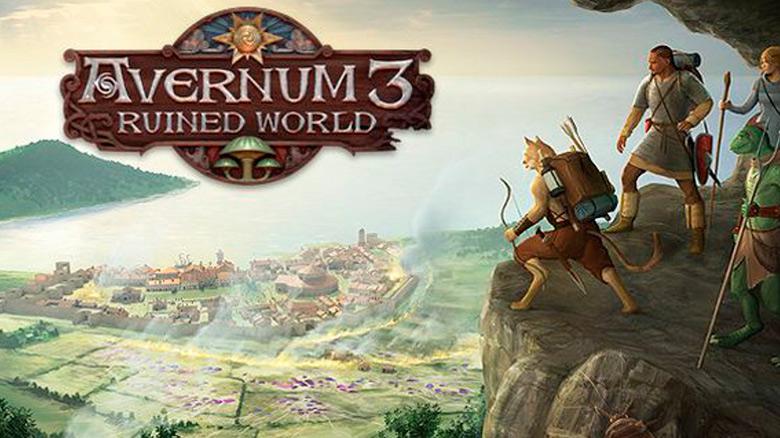 «Avernum 3: The Ruined World» – только RPG, только олдскул!