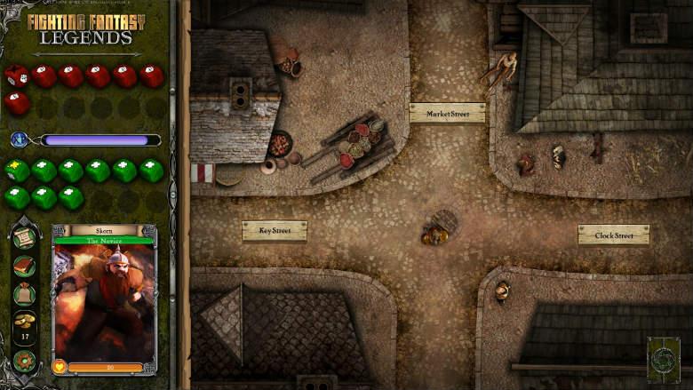 «Fighting Fantasy Legends» — игра по мотивам популярных ролевых книг от Стива Джексона и Яна Ливингстонома