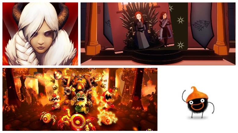 Подборка лучших игр для iPhone и iPad за осень