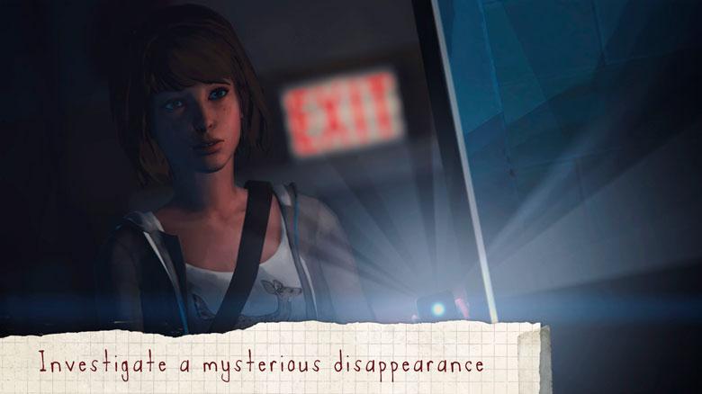 Square Enix портировала свою хитовую адвенчуру «Life Is Strange»