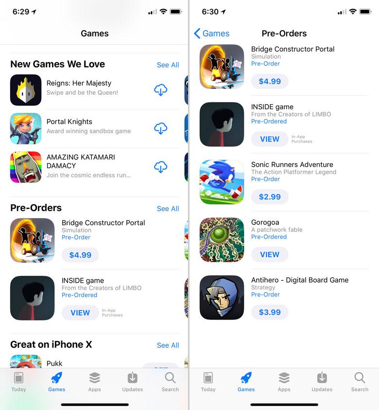 Предзаказ в App Store: INSIDE компании Playdead, Life Is Strange от Square Enix и Gorogoa