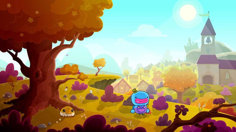 Создатели «Love You To Bits» анонсировали новую игру «Bring You Home»