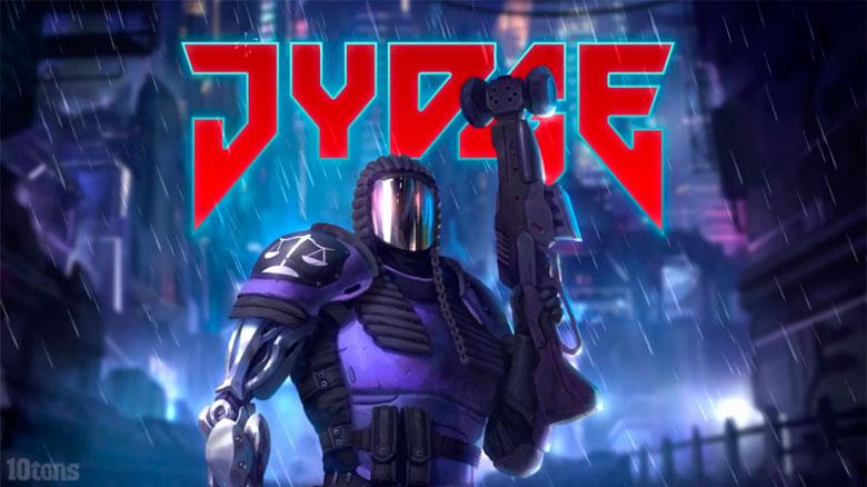 «Jydge» от создателей «Neon Chrome» и «Time Recoil» доступна для предзаказа с 50% скидкой