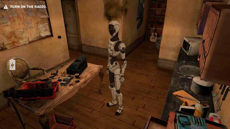 Постапокалиптический квест про роботов «Uncertain» выйдет на следующей неделе