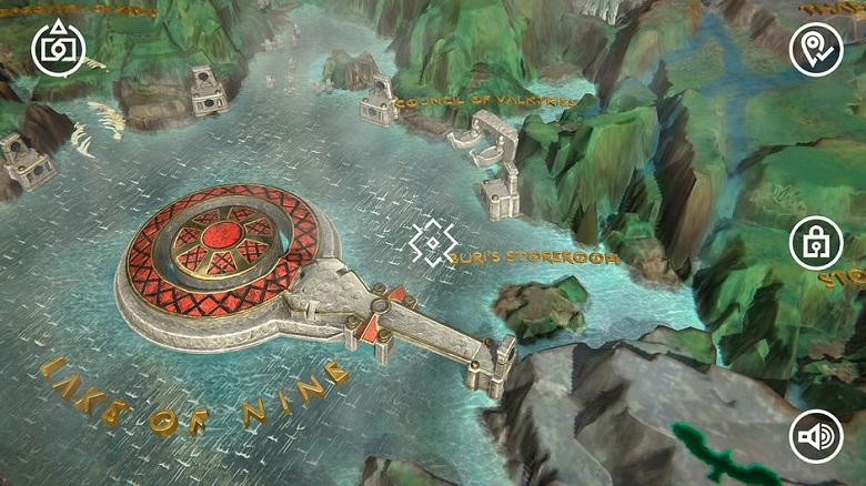 Познакомьтесь с миром новой «God of War» в «Mimir's Vision»