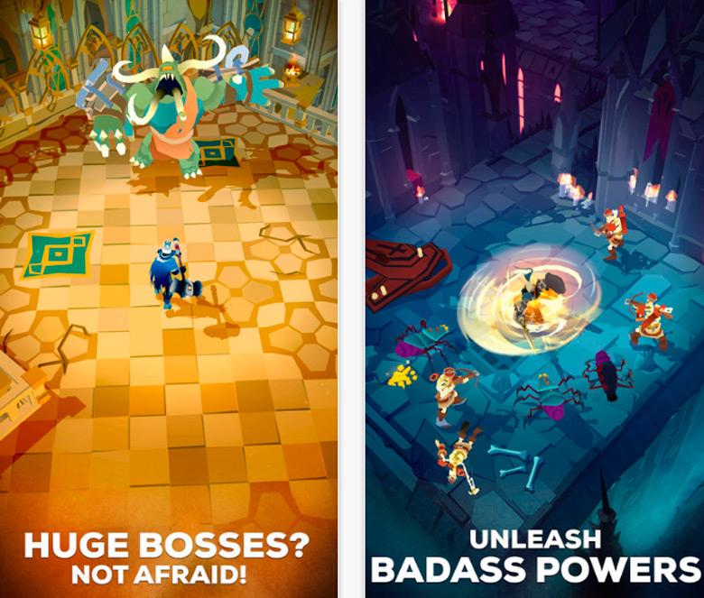 Софт-запуск ремейка hack'n'slash «The Mighty Quest For Epic Loot» от Ubisoft