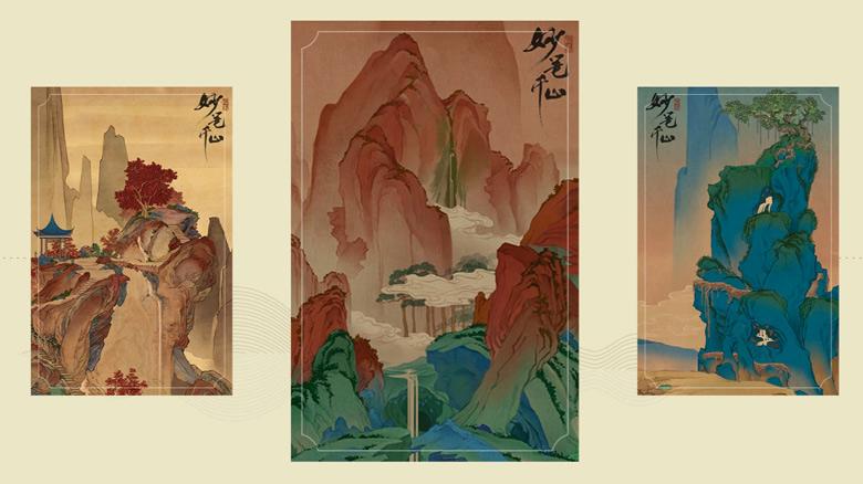 «Ink, Mountains And Mystery» – красивый квест, основанный на китайской мифологии