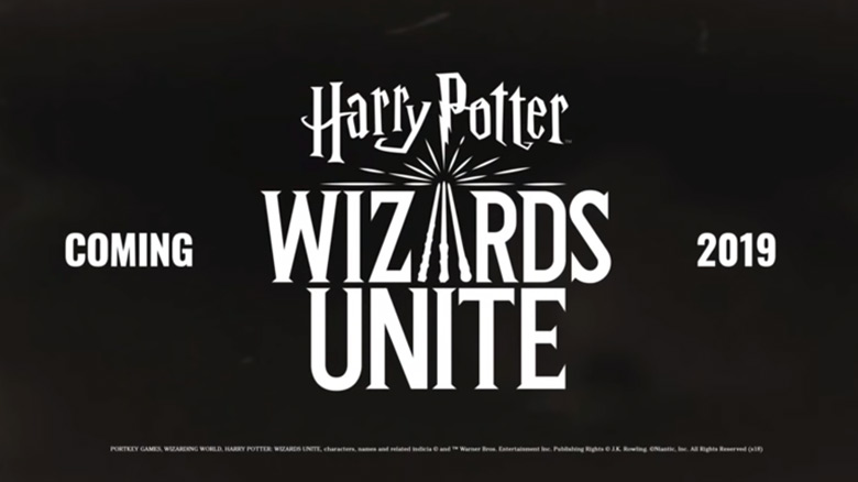 «Harry Potter: Wizards Unite» – стартовала предварительная запись в спецотряд волшебников
