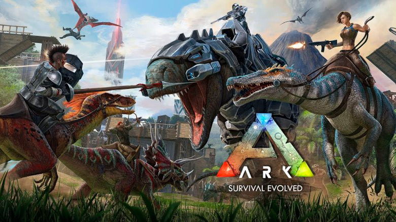 Симулятор выживания в эпоху динозавров «Ark: Survival Evolved» уже доступен в канадском App Store