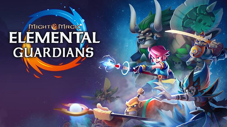 Мировой релиз «Might & Magic: Elemental Guardians»: как стать великим магом