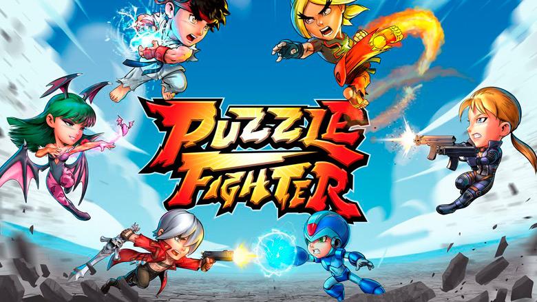 Соберите команду мечты в «Puzzle Fighter» от CAPCOM