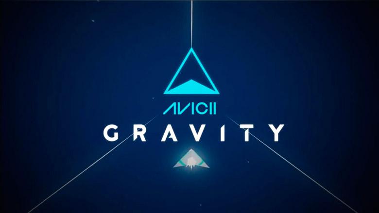 «Avicii | Gravity HD»: нарушая законы физики под музыку известного диджея