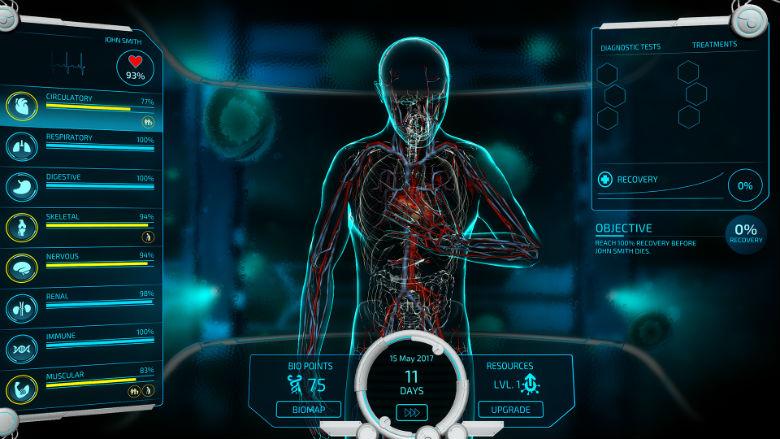 Анонс второй части симулятора управления вирусом «Bio Inc.: Redemption»
