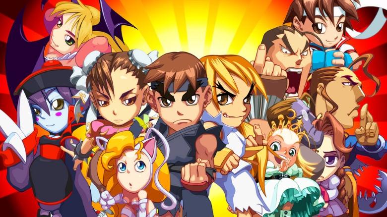 Capcom анонсировала «Puzzle Fighter» – новый пазл с уже знакомыми персонажами