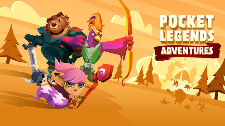 «Pocket Legends Adventures» – продолжение старой MMORPG