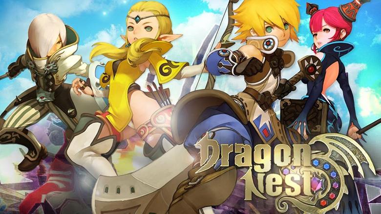 В «Dragon Nest M» открылась предварительная регистрация: легенда о драконах скоро придет на iOS и Android