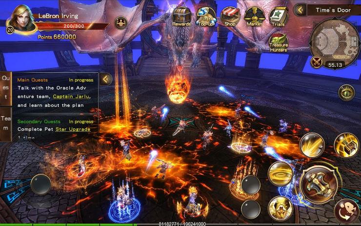 Релиз MMORPG Dragon Revolt от создателей популярной Taichi Panda