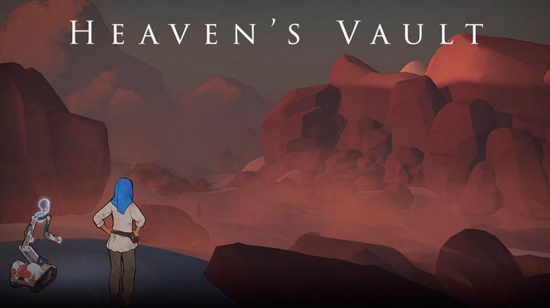 Новый скриншот Heaven's Vault в 360 градусов — великолепие игрового мира со всех сторон
