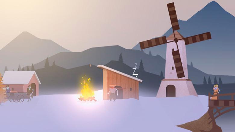 «The Bonfire: Forsaken Lands» — строим собственное поселение на просторах диких земель