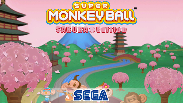«Super Monkey Ball: Sakura Edition»: то, что мы когда-то уже видели