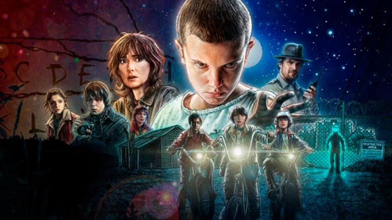 «Stranger Things: The Game» – игра по одноимённому сериалу от Netflix
