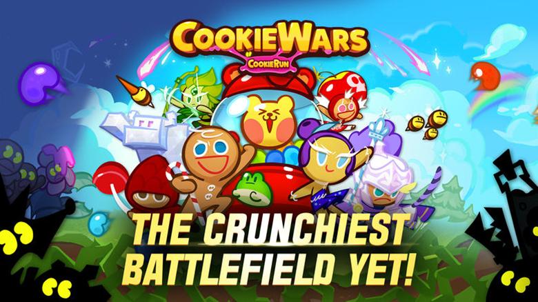 «Cookie Wars»: кухней война не ограничится