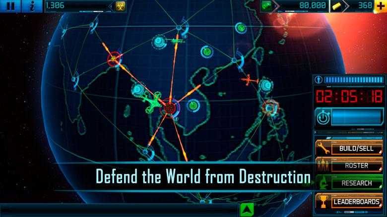 Global Outbreak: управляйте наёмниками и спасите мир