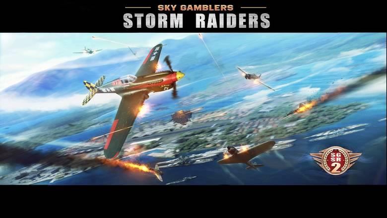 «Sky Gamblers: Storm Raiders 2» – ощутите себя пилотом во время Второй Мировой