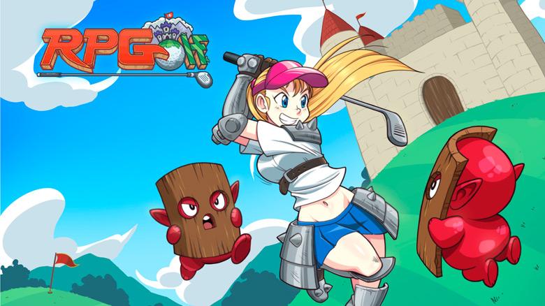 «RPGolf» — игра, в которой смешались гольф и RPG