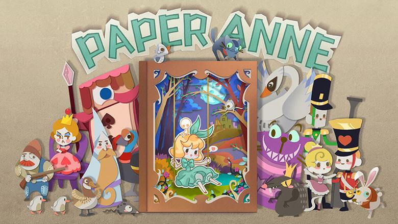 «Paper Anne»: добро пожаловать в бумажную Страну Чудес!