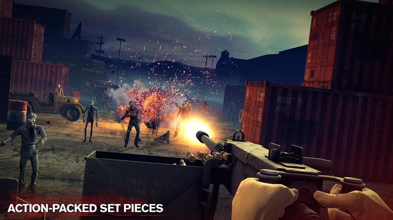 «Into The Dead 2» — новая часть хоррор-раннера появилась в режиме софт-запуска