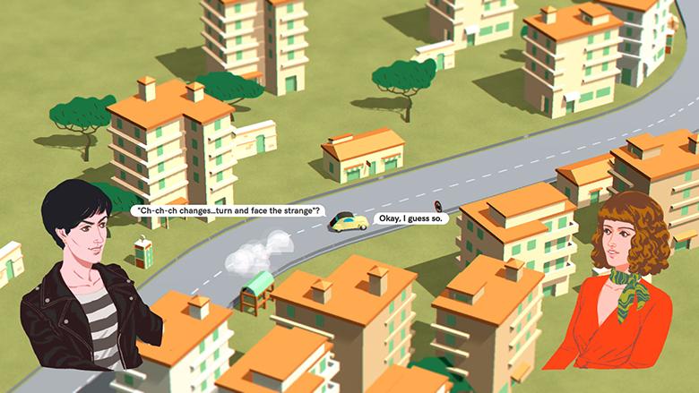 Винтажная «Wheels of Aurelia» расскажет, как исколесить всю Италию
