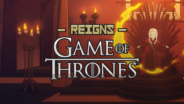 «Reigns: Game Of Thrones» – memento mori...в стиле Джорджа Мартина