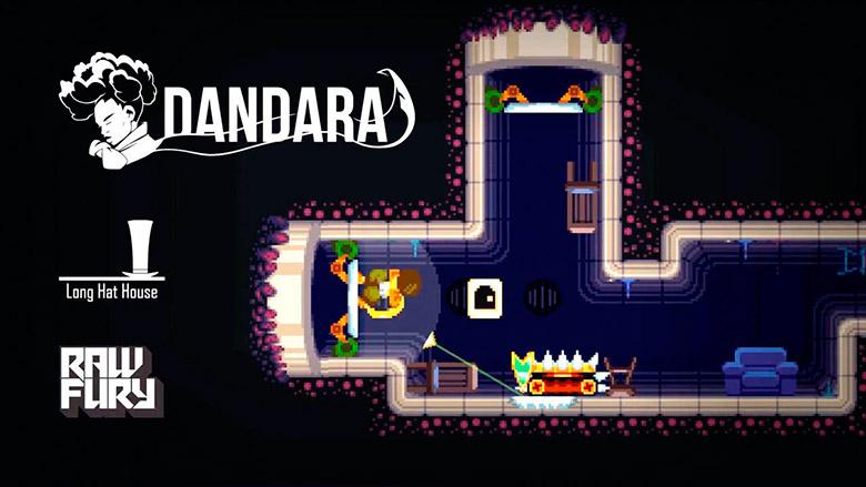 Интригующая metroidvania «Dandara» выйдет до конца этой зимы