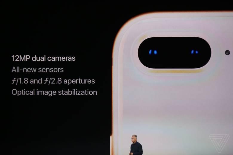 Apple показала Phone 8 и 8 Plus с процессором A11 Bionic, дисплеем True Tone и обновленными камерами