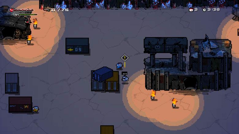 «Ashworld» выходит 6 декабря. Orangepixel отправили свой постапокалиптический экшен с открытым миром и авто на модерацию в App Store