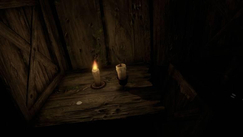 «Candleman»: лишь свеча горела в темноте