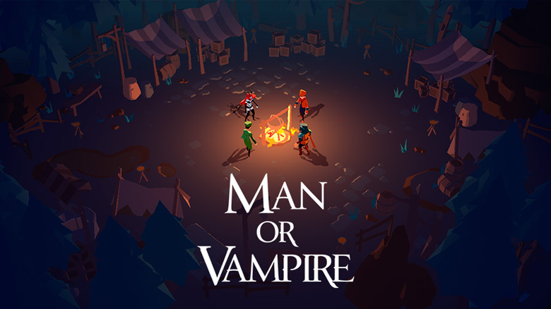 Спасите рай в новой SRPG «Man Or Vampire»