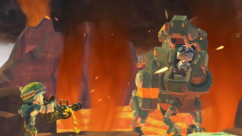 Сиквел популярного рельсового шутера «Major Mayhem 2» доступен для загрузки