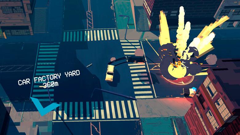 «PAKO 2» – продолжение увлекательного симулятора бегства от полиции