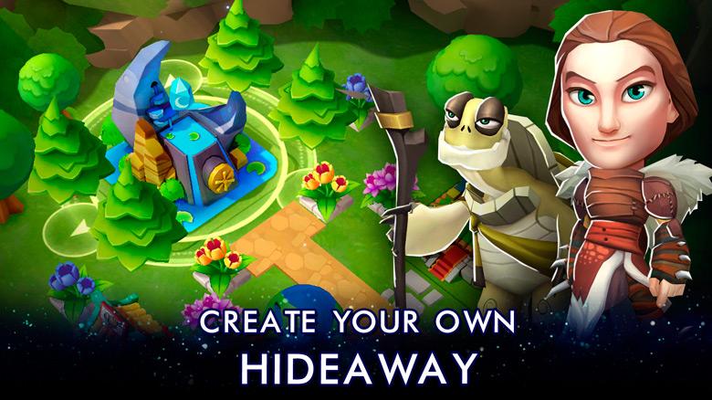 «Dreamworks Universe Of Legends»: спасите миры Dreamworks