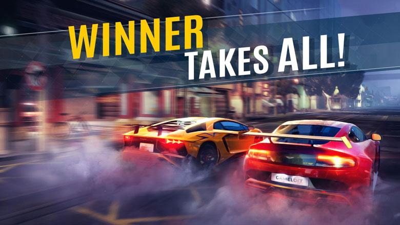 Дрэг-рейсинг «Asphalt Street Storm Racing» доступен для предварительной регистрации