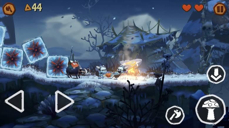 «Oddmar»: путь викинга