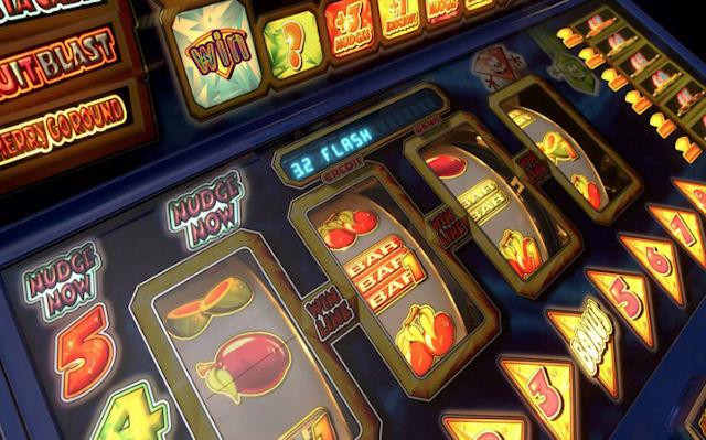 Покемоны в игровых автоматах