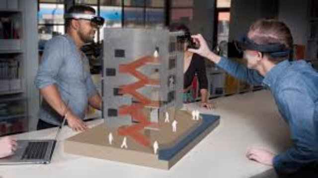 SketchUp Viewer — приложение смешанной реальности для архитекторов