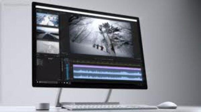 Microsoft представил свой новый ПК-моноблок Surface Studio